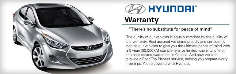 Hyundai Warranty