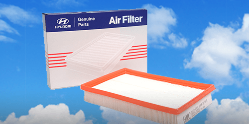 Hyundai Genuine Air Filter