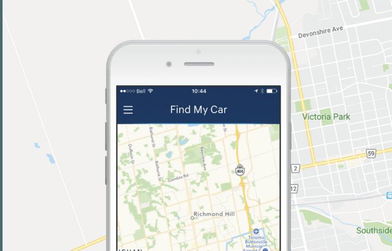 Locate Your Car