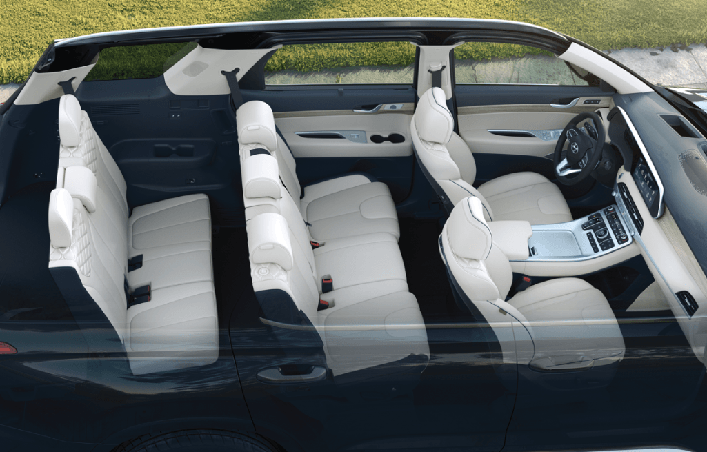 Hyundai Palisade Seat