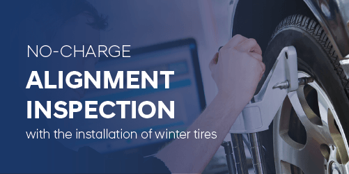 No Charge Alignment Inspection Special