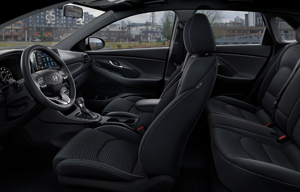 The 2020 Hyundai Elantra GT