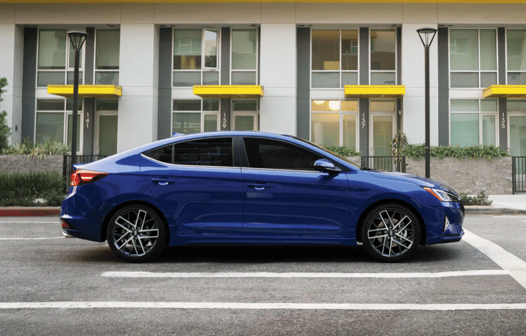 The Hyundai Elantra Has Never Looked Better