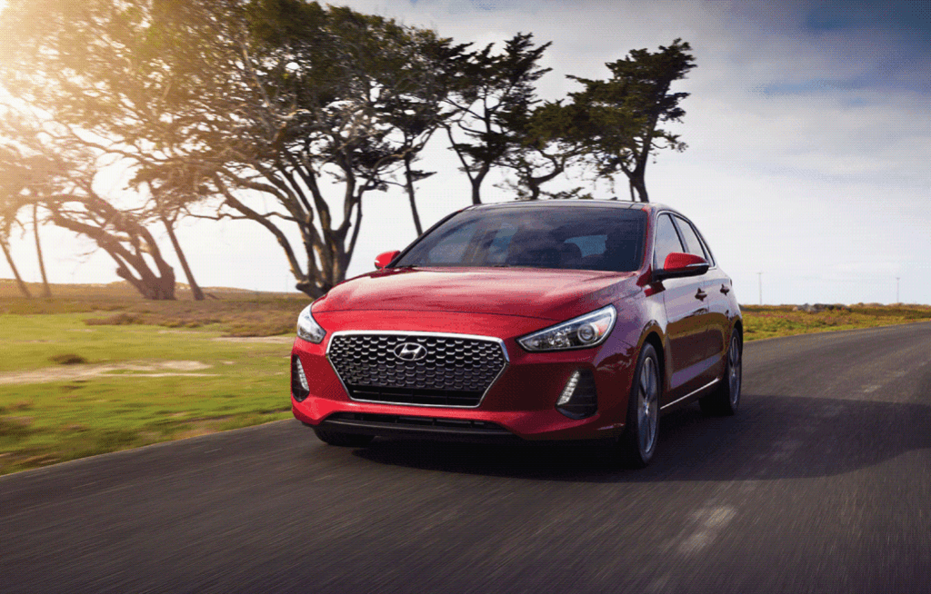 The Hyundai Elantra Has Never Looked Better