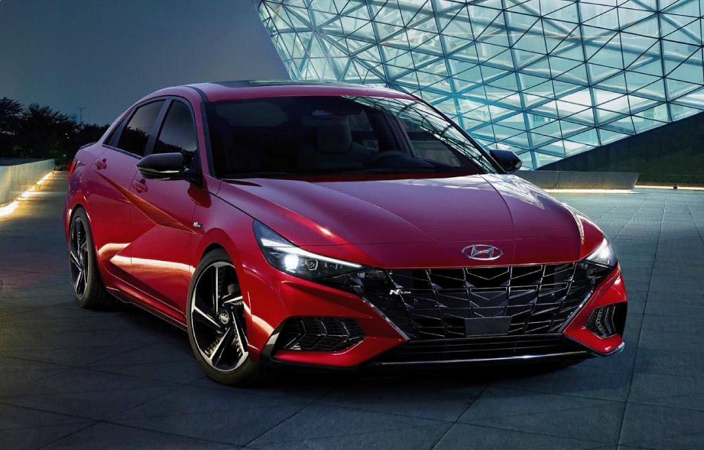 Sporty and Sleek - The All New 2021 Hyundai Elantra N Line