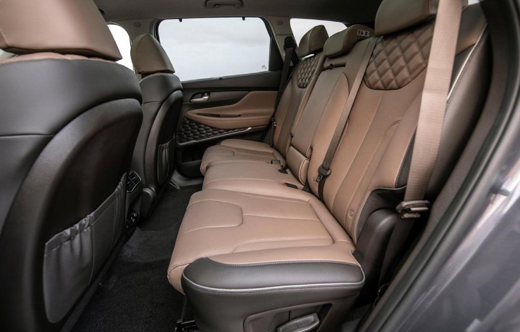 Smart, Safe, Style - The 2021 Hyundai Santa Fe