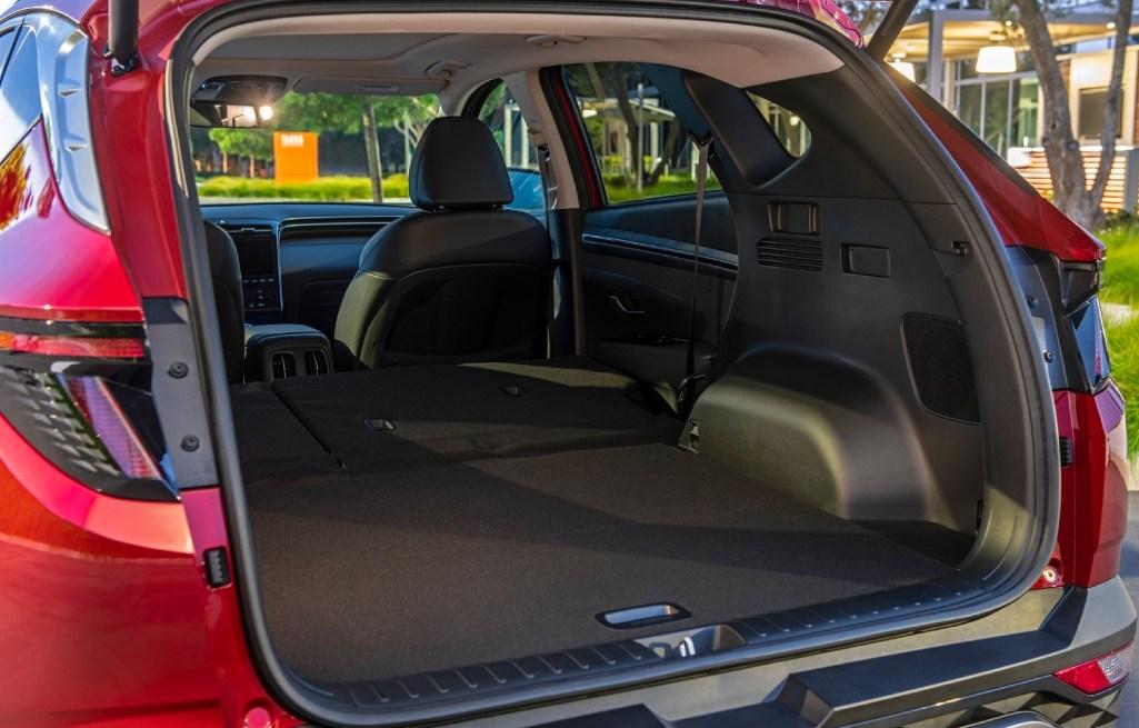 Pushing Boundaries - The 2022 Hyundai Tucson